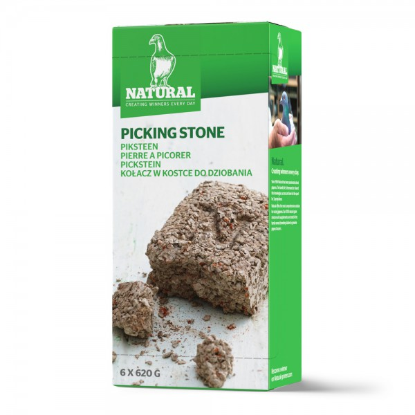 Natural Picking Stone