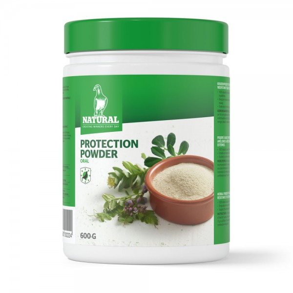 Natural Protection Powder - Oral