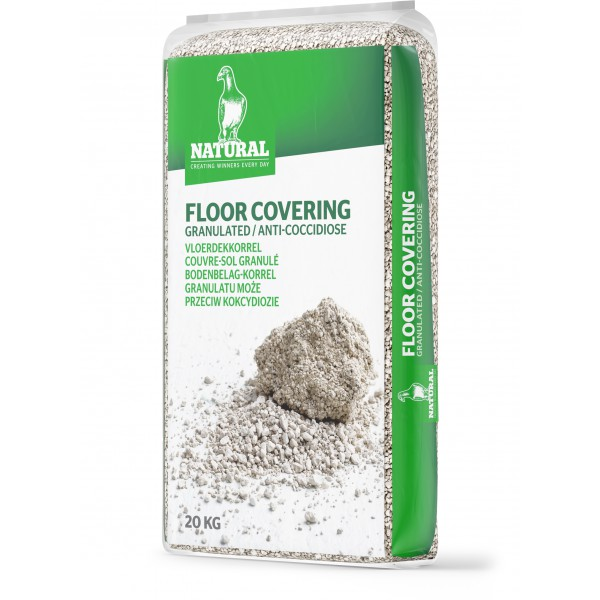Natural Granulated Floor Covering