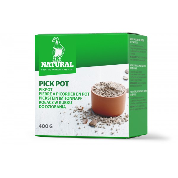 Natural Pick Pot